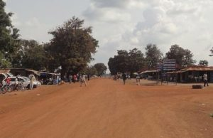 Kaya town of Yei River state