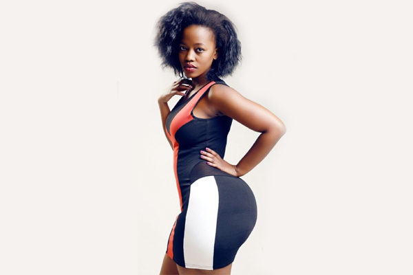 Female pictere nairobi Curvy