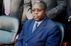 Minister Elia Lomuro