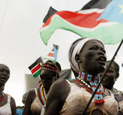 independence day celebrations in juba