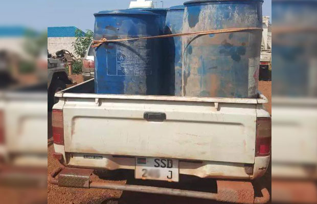 fuel crisis in Juba