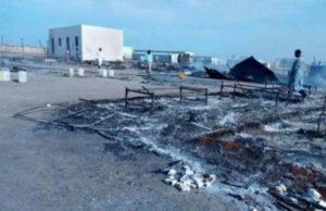 Khor Al Waral refugee camp