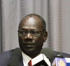 Michael Makuei Lueth