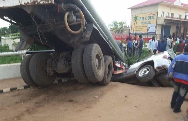 Tombura road accident