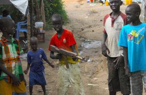 south sudan youth