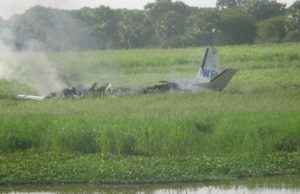 wfp plane crash