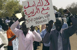 corruption in South Sudan