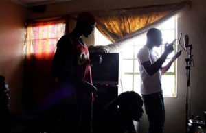musicians in South Sudan