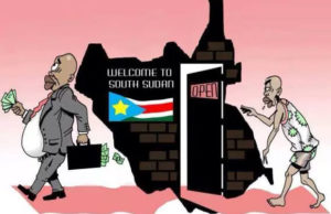 South Sudan riches