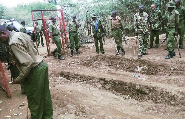 kakuma police