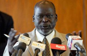 Dr.John-Garang
