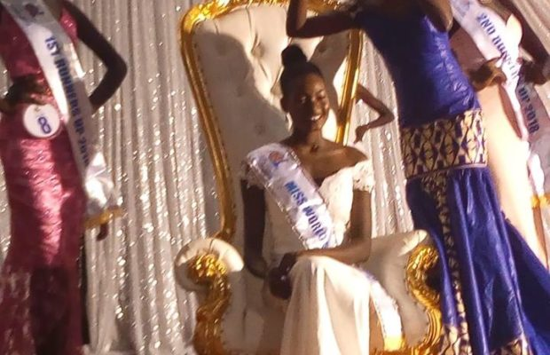 Miss South Sudan 2018 Florence Thompson