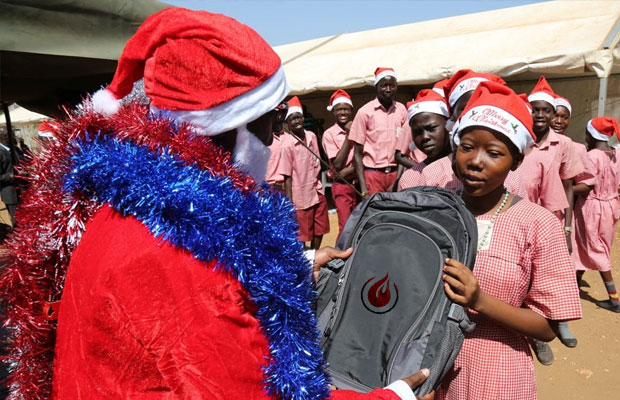 Christmas in Juba