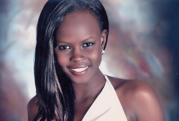 Former Miss World South Sudan now works for JICA