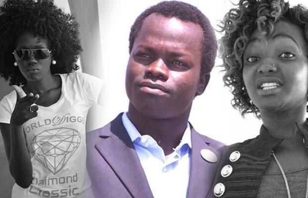 Grace, Mariak and Nyaringo