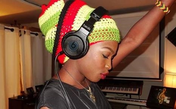 DJ Nile Queen poses virtually showing her vag*na [PHOTO]
