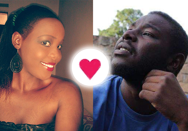 Rapper Asif and former Talent Search contestant Iratu John dating