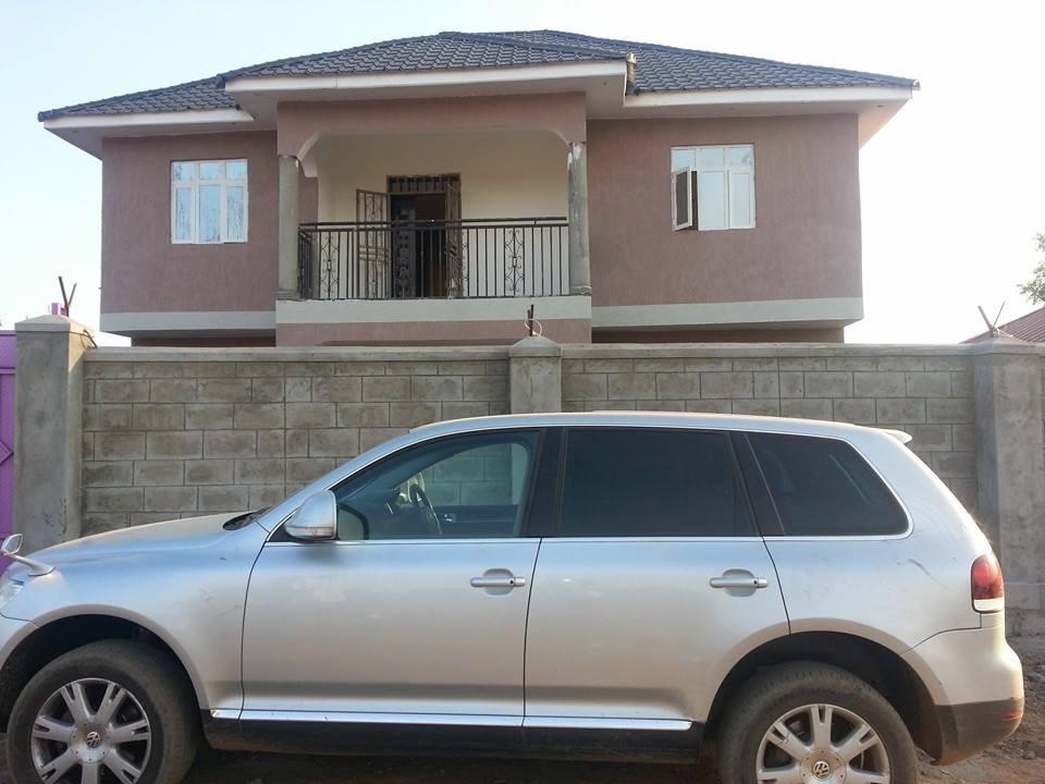 Mary Boyoi's house