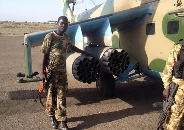 Slain SPLA pilot Matur 'Jarule' Machiek hailed as a hero
