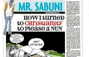 Mr Sabuni