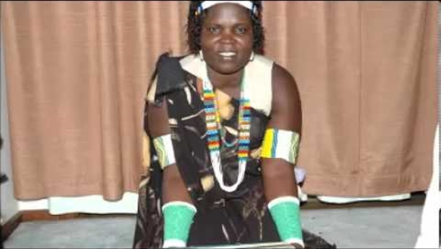 Family confirmed popular singer Vivian Nyanchan is well in Juba after death rumours