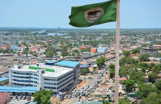 South Sudan ranked second least peaceful country in the world