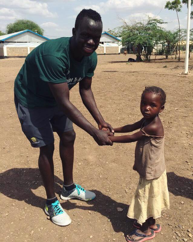 Awer in Kakuma