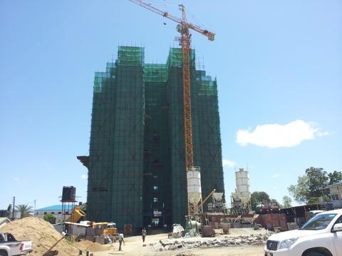 Equatoria Tower