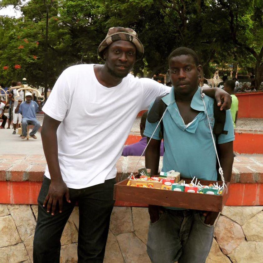 dynamq sudanese child