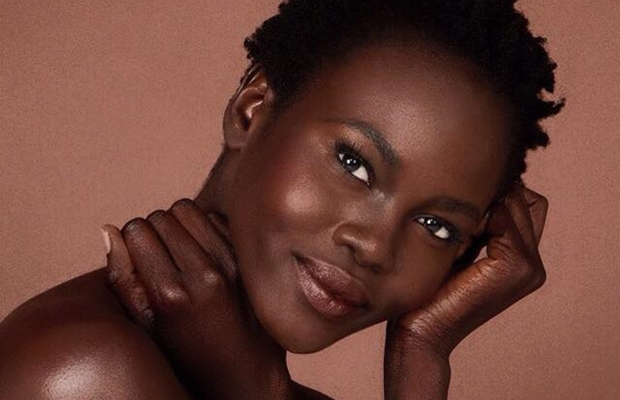 """Supermodel Atong Arjok """"shed tears"""" for South Sudan [PHOTO]"""