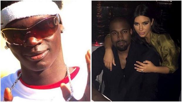 Ur Boy Bangz takes aim at Kanye West & Kim Kardashian in new diss track