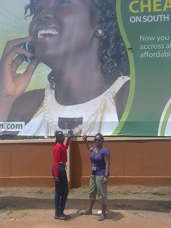 Grace billboard