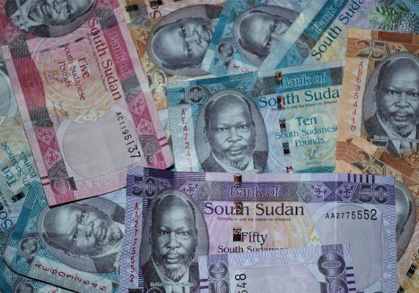 Central Bank to revert to 2005's $1= SSP2.5 rate