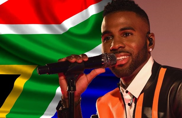 Jason Derulo angers the whole of South Africa with one question