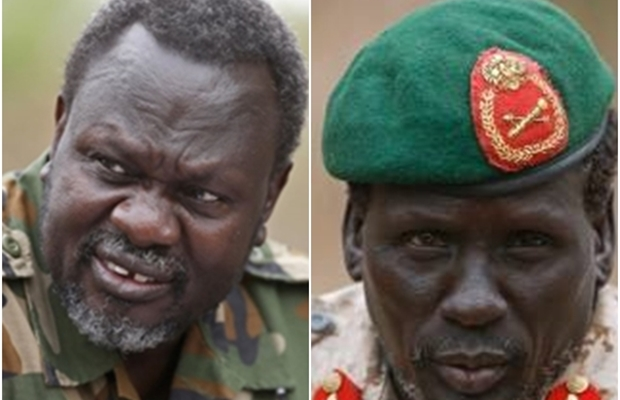 The fall of Riek Machar's movement and rise of Peter Gatdet's movement