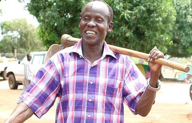 Think you can dance?…see VP getting his groove on [PHOTO]