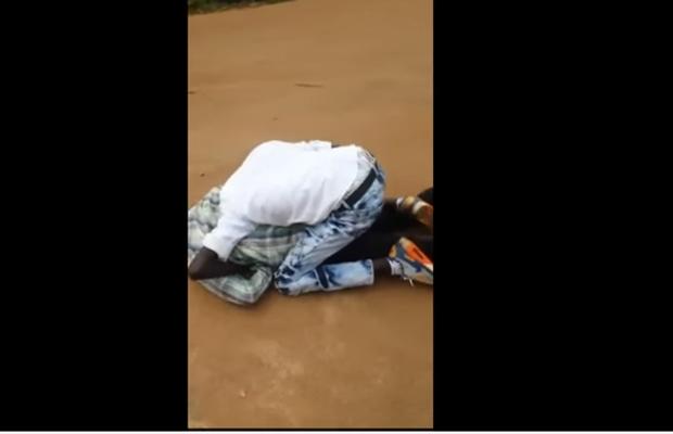 Video: South Sudanese youth in Uganda beats friend, uploads video on social media