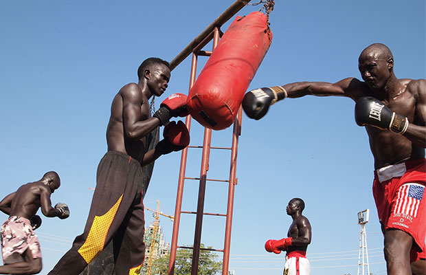 South Sudan invited for World Kick-Boxing championship in Italy