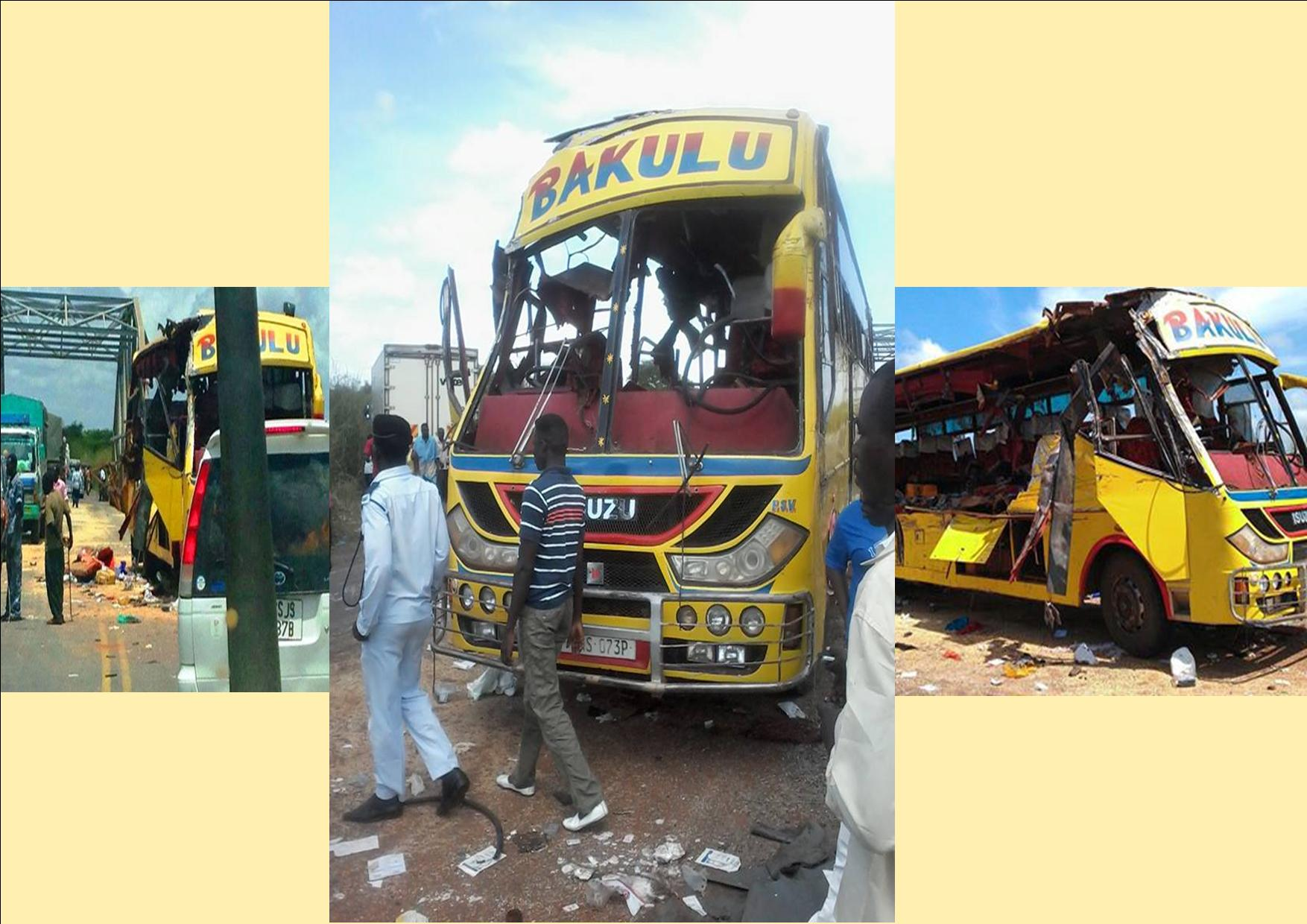 Deadly Bakulu Buses change name after ban from South Sudan