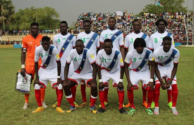 South Sudan climbs 64 places in latest FIFA ranking