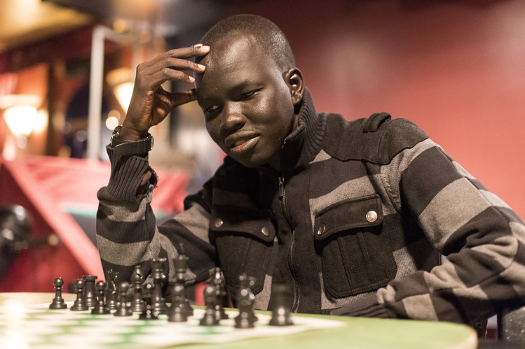 """Inspirational: From a """"watchie"""" to a chess master – Junubi. See pics"""