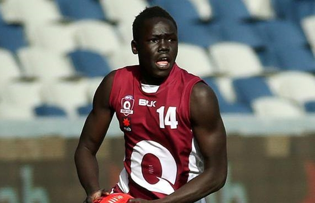 Four S. Sudanese players selected for Australia's Rookie Draft [Photos]