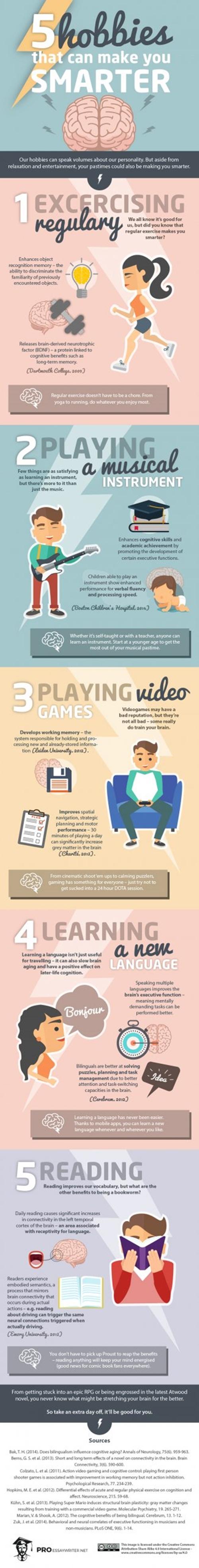 hobbies-infographic