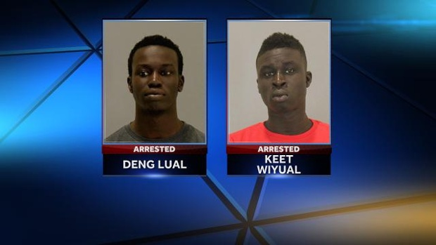 Two South Sudanese youths arrested for armed robbery in US