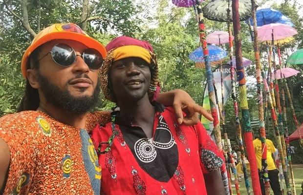 Madit Acamrap participates in Nyenye music festival in Uganda