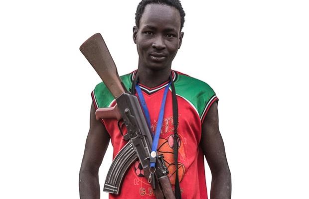 Junubi arrested for threatening Ugandans with AK47 in Kampala