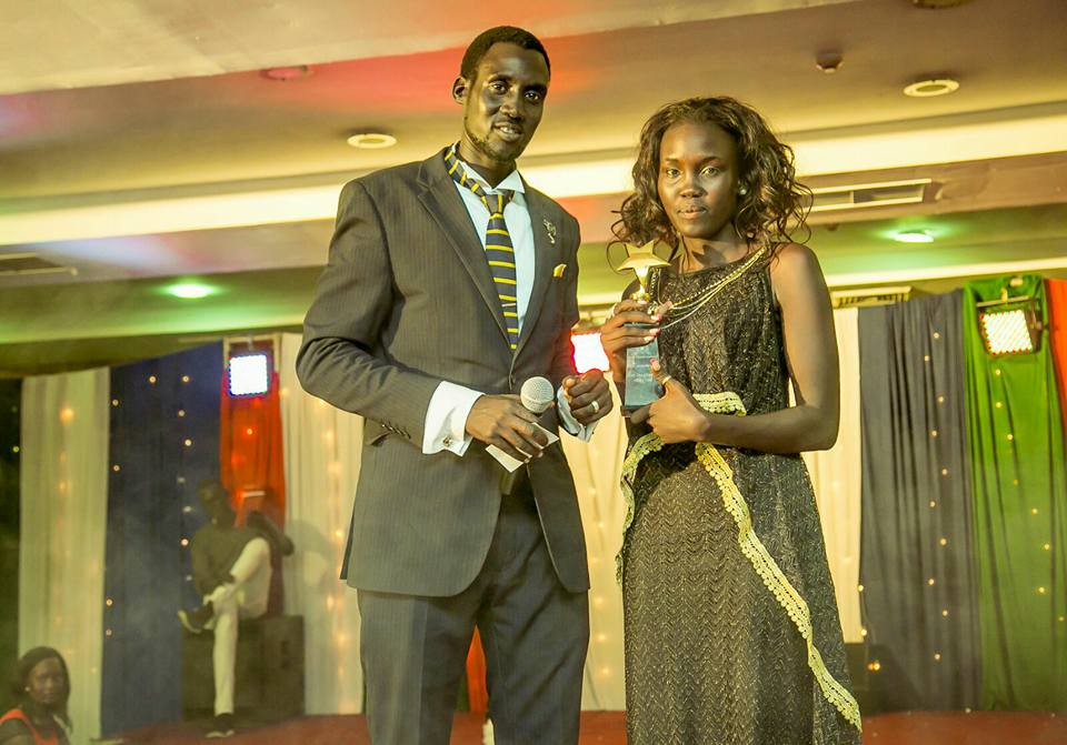 Nyibol Grace baffle Neetah,Trisha,Boyoi & Rebekka from wining a STA award