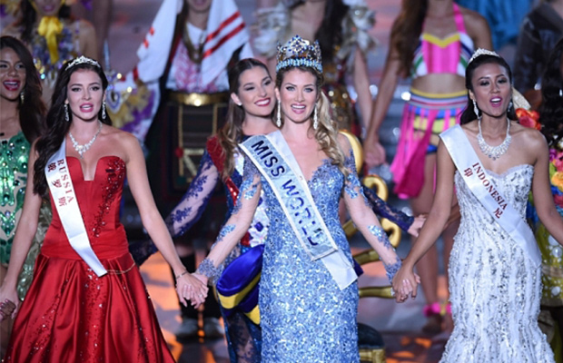 Spain wins Miss World as South Sudan reaches top 20