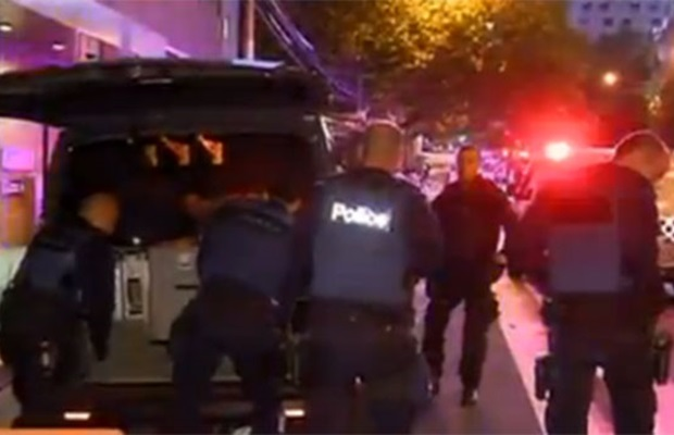 police-au