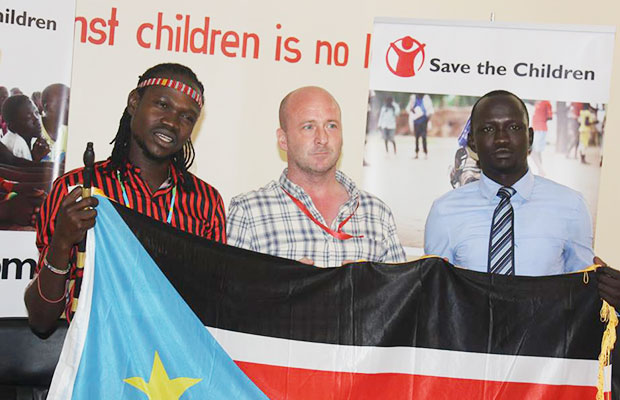WJjoins Save the Children as the goodwill ambassador